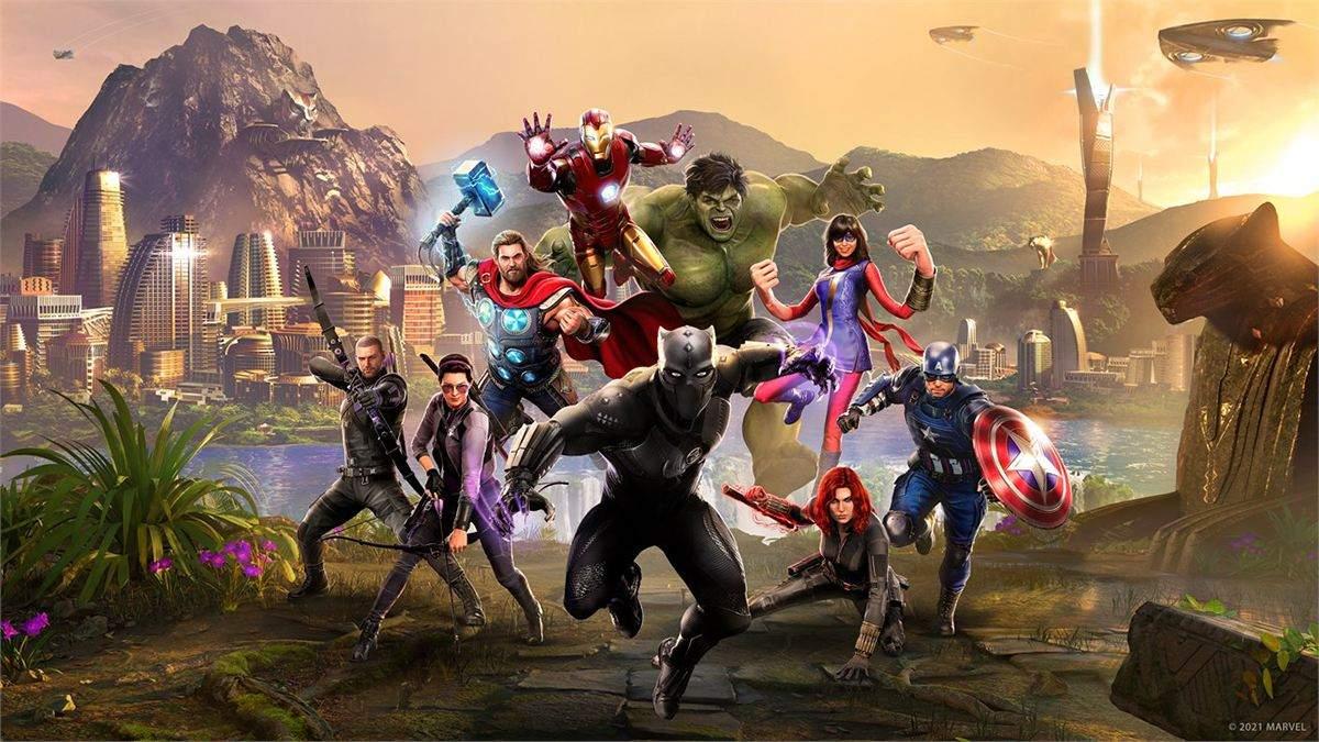 Слово – не горобець: геймери розкритикували розробників відеогри Marvel's Avengers - Ігри - games
