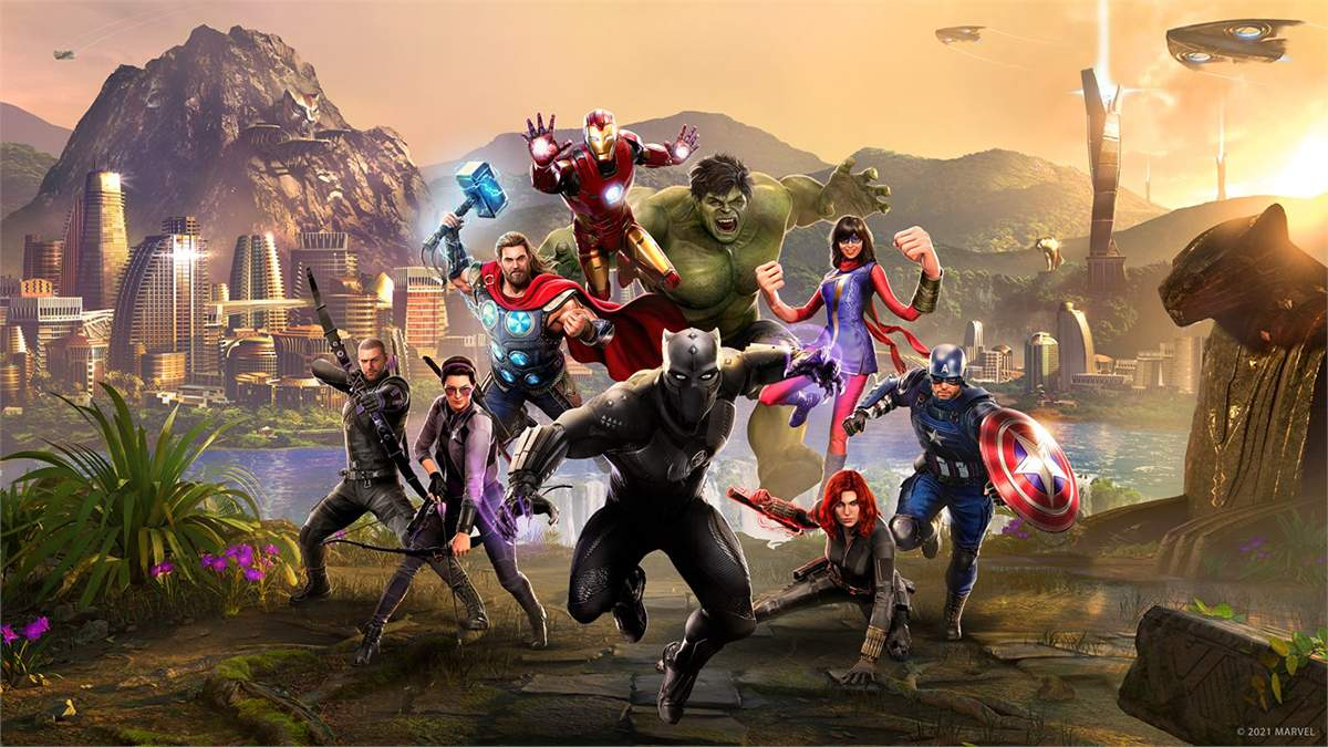 Слово – не воробей: геймеры раскритиковали разработчиков видеоигры Marvel's Avengers - Игры - Games