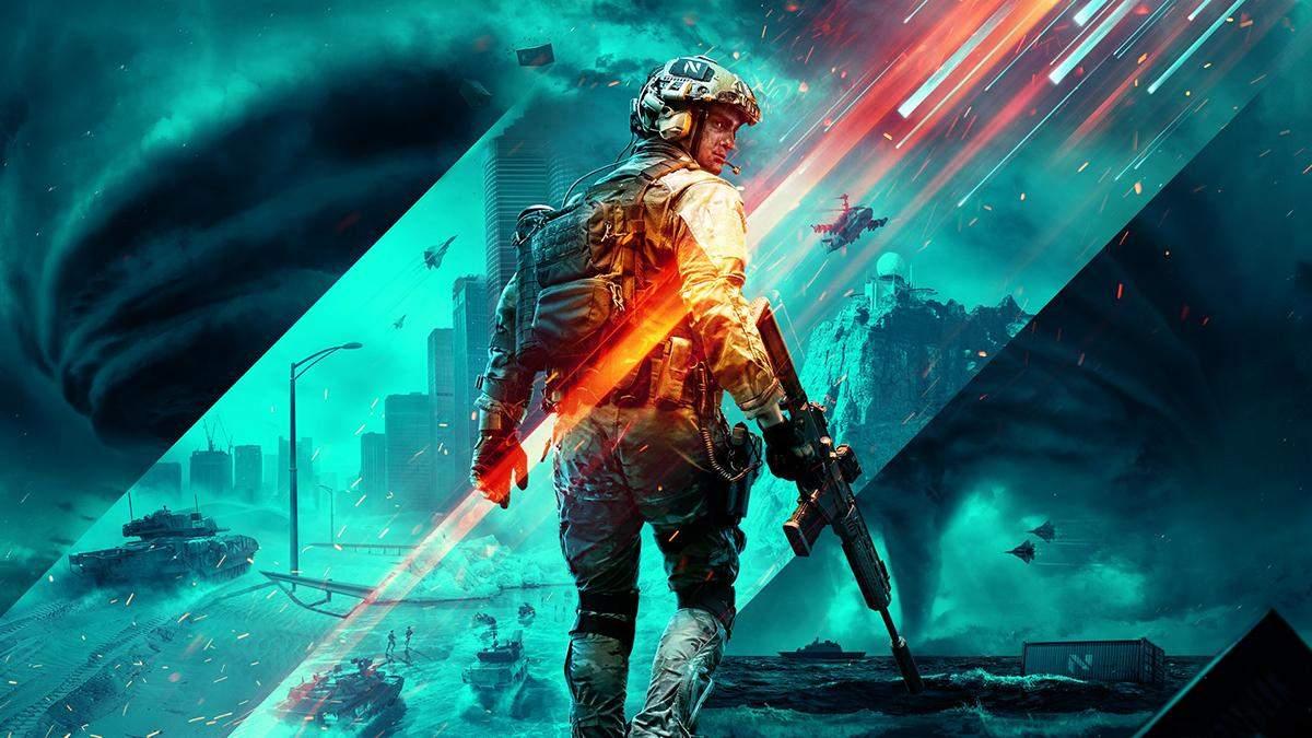 """Кумедні та дивні баги: геймери створюють """"правильні"""" трейлери відеогри Battlefield 2042 - Ігри - games"""