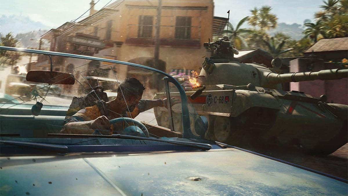 """Обвалили рейтинг відеогри: італійці """"розгромили"""" сторінку Far Cry 6 на Metacritic - Ігри - games"""