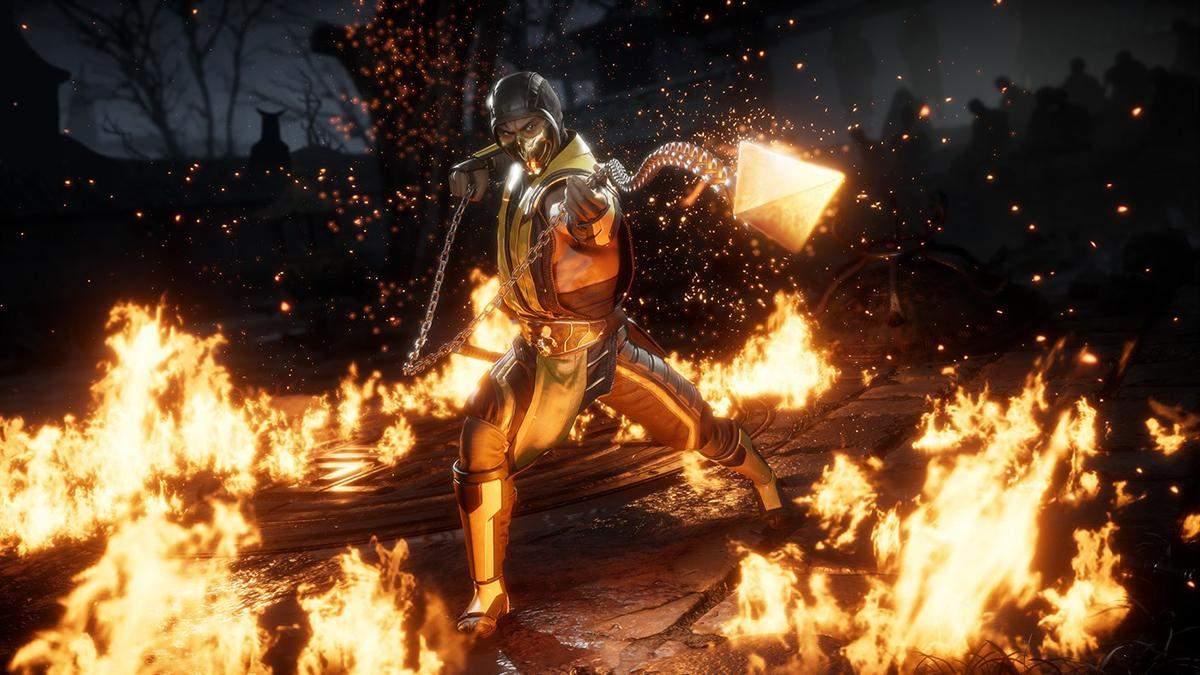 """Показал """"рождения"""" известного приема: разработчик серии Mortal Kombat поделился архивным видео - Игры - Games"""