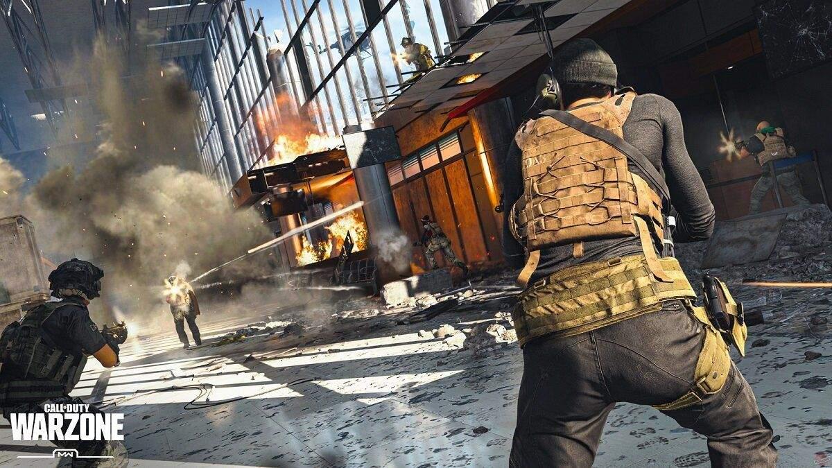 Конец эпохи читерства: разработчики анонсировали инновационный античит для Call of Duty: Warzone - Игры - Games