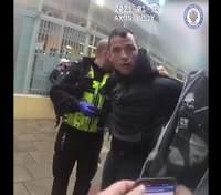 Страстный фанат Call of Duty: полиция поймала преступника, который вышел приобрести игру – видео