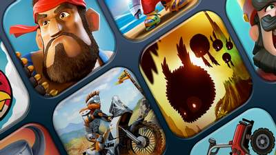 Самые популярные мобильные игры за последнюю неделю: в Roof Rails играют уже все