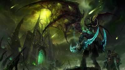Игрок в World of Warcraft прокачал 60 персонажей до 60 уровня убивая только мобов