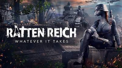 Щури, таргани, миші та ящірки: вийшов геймплейний трейлер незвичайної стратегії Ratten Reich