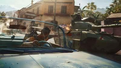 """Обвалили рейтинг відеогри: італійці """"розгромили"""" сторінку Far Cry 6 на Metacritic"""