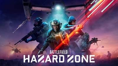 """Концепція, трейлер та інші деталі: розробники Battlefield 2042 представили режим """"Hazard Zone"""""""