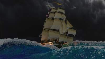 Легко сплутати з картиною: геймер створив неймовірну морську скульптуру в Minecraft