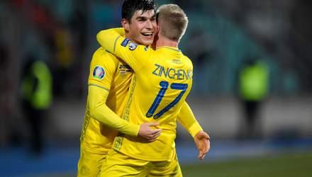Сім українських футболістів потрапили у топ-1000 рейтингу FIFA 21