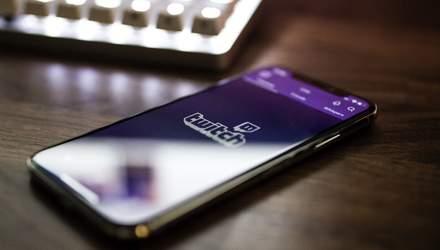 Користувачі Twitch дивилися трансляції понад трильйон хвилин у 2020 році