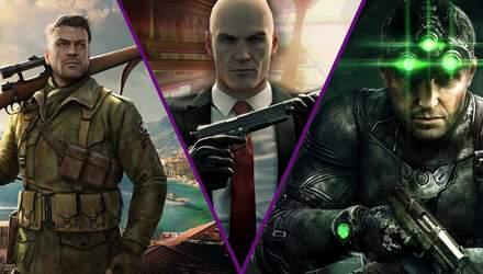 6 видеоигр с крутым стелсом для тех, кому понравился Hitman 3: подборка