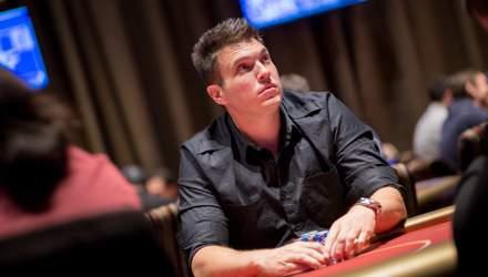 Заработав в покере миллионы долларов, Полк ушел ... в киберспорт