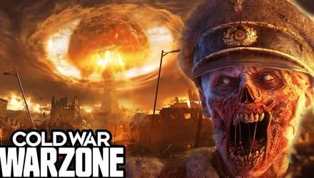 Розробники Call of Duty: Warzone планують ядерний вибух у Верданську