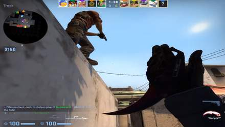 Безшумний вбивця: гравець у CS:GO ліквідував усю ворожу команду без жодного пострілу – відео