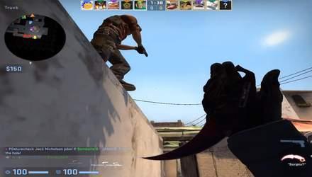 Бесшумный убийца: игрок в CS:GO ликвидировал всю вражескую команду без единого выстрела – видео
