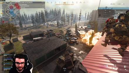 Подорвали всю технику: игроки устроили масштабный эксперимент в Call of Duty: Warzone – видео