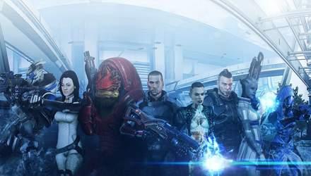 Пацифіст чи мілітарист: фанат порахував кількість жертв капітана Шепарда із Mass Effect