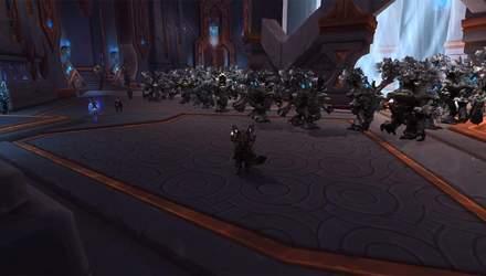Парад, флешмоб чи міграція: гравці у World of Warcraft отримали безплатного маунта – відео