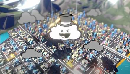 Псувати настрій людям дуже просто: у Steam з'явився кумедний симулятор підлої хмари