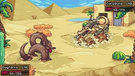 Майже покемони на PC: у Steam з'явився піксельний та атмосферний наступник відомої серії