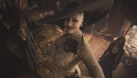 Напівоголені відьми та замок Леді Дімітреску: нові деталі про розробку Resident Evil Village