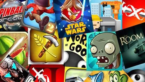 Найпопулярніші мобільні ігри за останній тиждень: у топ 10 є цікаві новинки