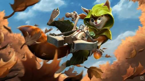 """Обновление """"Mistwoods"""" уже в игре Dota 2: новый герой и предмет, который открывает пятый скилл"""