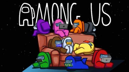 Жуткие клоуны и странные слоны: разработчики игры Among Us показали интересные концепты – видео