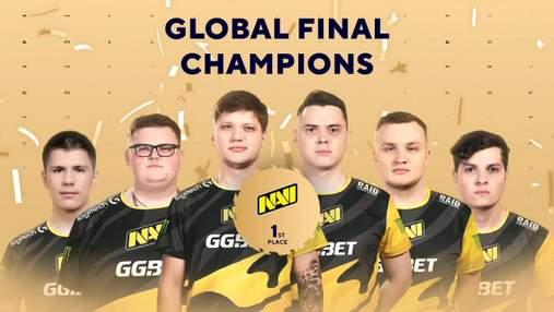 NAVI стали чемпионами BLAST Premier: Global Final 2020 и установили несколько рекордов