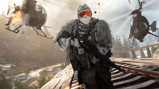 Самое популярное оружие в Call of Duty: Warzone – рейтинг