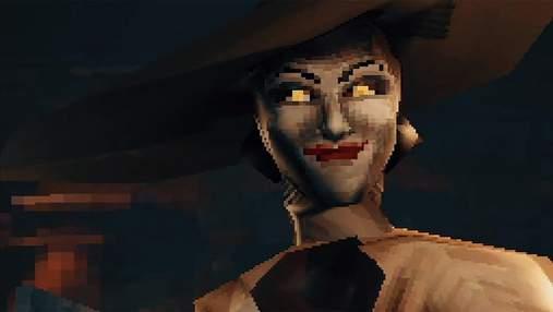 Стала навіть страшніше: блогер показав вигляд Resident Evil: Village на PlayStation 1 – відео