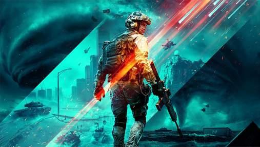Величезні мапи на 128 гравців та природні катаклізми: DICE представила Battlefield 2042