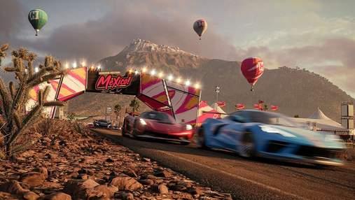 Багатогранна Мексика: Playground Games представила відеогру Forza Horizon 5 – відео