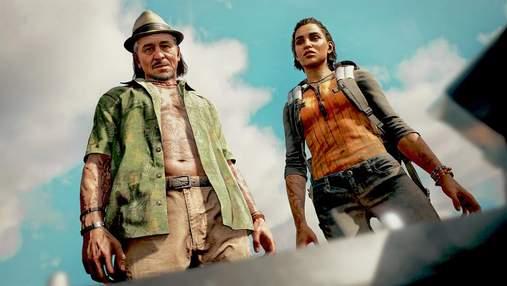 Бойовий півень та різноманітна зброя: Ubisoft показала новий геймплейний трейлер Far Cry 6