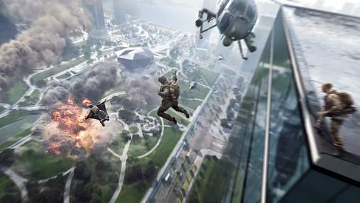 Боты в матчах и размеры карт: DICE поделилась новой информацией о Battlefield 2042
