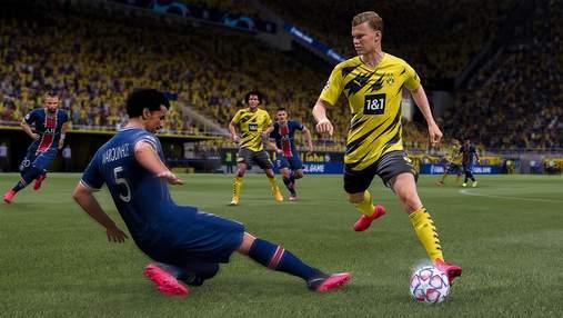 Революційне нововведення: Electronic Arts випустила неочікуване оновлення для FIFA 21 – фото
