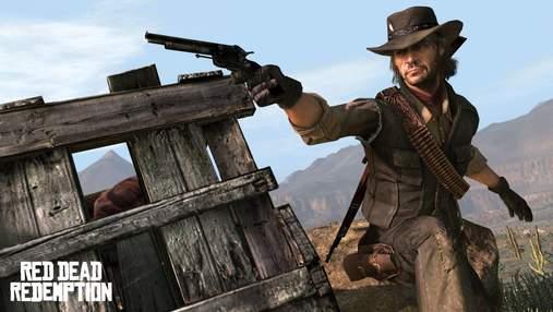 Гравець Red Dead Redemption 2 майстерно відтворив промо зображення першої частини