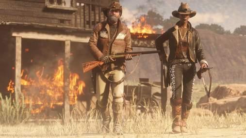 Масштабний вибух на Дикому Заході: геймер провів цікавий експеримент у Red Dead Online – відео