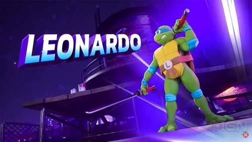 Черепашки-ніндзя, Губка Боб та Патрік: анонсовано файтинг з героями мультсеріалів Nickelodeon