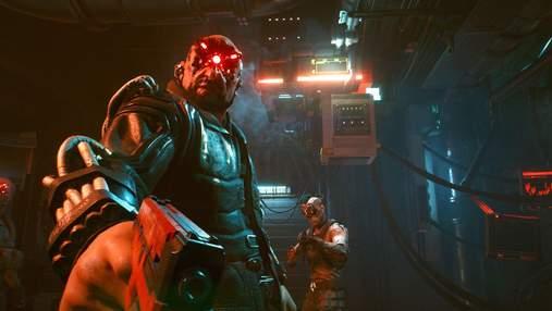 Геймери висміяли Cyberpunk 2077, перетворивши інфографіку розробників на популярний мем