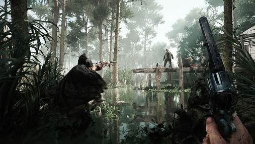 """Коли помилився болотом: геймери знайшли в Hunt: Showdown оригінальну пасхалку на """"Шрека"""" – відео"""