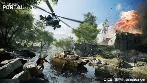"""Революційний """"любовний лист"""": Electronic Arts представила унікальний режим з Battlefield 2042"""