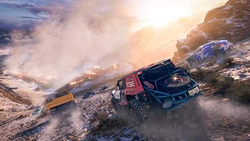 """""""Цілий світ в одній країні"""": розробники Forza Horizon 5 показали всі регіони, які будуть у грі"""