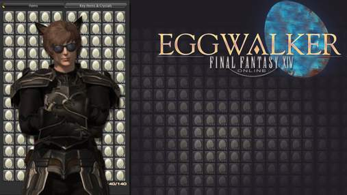 "Стример Final Fantasy XIV провел самый странный ""сабатон"" на Twitch, съев 147 тысяч яиц"