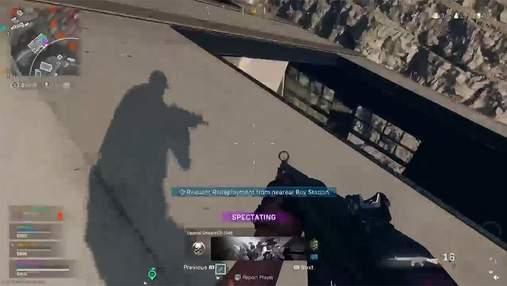 Намагався підірвати свою тінь: гравець у Call of Duty: Warzone став героєм кумедного відео
