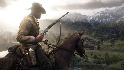 Несподівана знахідка: гравець в Red Dead Redemption 2 помітив химерну пасхалку на інопланетян