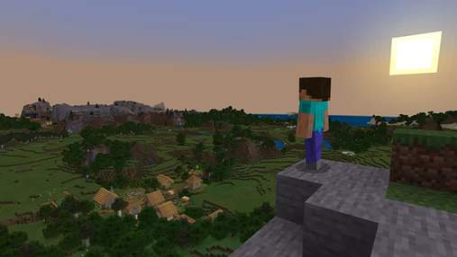"""Історія Minecraft за 23 секунди: геймер показав оригінальний варіант """"проходження"""" гри – відео"""