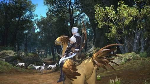 Роздає Oblivion: геймер знайшов двійника Тодда Говарда у відеогрі Final Fantasy XIV – фото