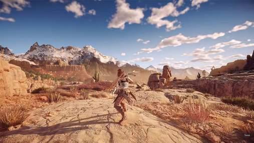 """""""Екстремальні налаштування"""": блогер спробував показати максимум гри Horizon Zero Dawn – відео"""